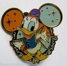 Disney Tokyo DisneySea 5th Anniversary Game Prize Donald Duck Pin