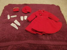 SKIPPER Barbie DRESS COAT SET #1906 from 1964 Mint Condition TAGGED