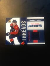 2010-11 Pinnacle Authentic Threads Jersey Card  Michael Frolik Mint #33/499