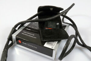 Leica Compact Leather Neck & Wrist Strap #18681 - Close-Out Pricing!
