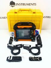 SIUI SyncScan Portable Ultrasonic Flaw Detector w/Phased Array Probes NDT PAUT