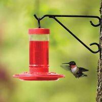 First Nature 3051 Hummingbird Nectar Feeder, 16-Ounce, 10 Feeding Ports