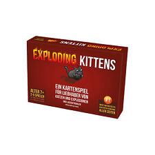 Neu Asmodee Exploding Kittens 8417993