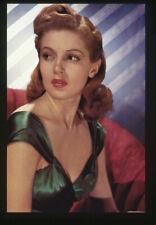 Lana Turner Stunning Color Glamour Portrait Vintage Duplicate 35mm Transparency