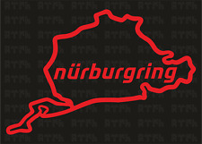 Nürburgring Karosserie Aufkleber Embleme Günstig Kaufen
