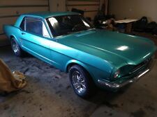 1966 Ford Mustang Coupe 289 V8 Muscle Car