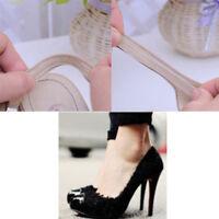 4pcs Shoe back heel inserts silicone gel pads cushion liner grips MDJ mi