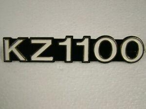 KZ1100  SIDE COVER BADGE for KAWASAKI A1 A2 A3 1981 1982 1983 New Emblem KS55