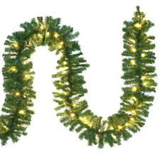 Casaria Guirlande lumineuse Sapin Noel Intérieur Extérieur 5m 100 Led...