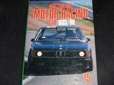 Vintage 1985/86 Australian Motor Racing Yearbook Vol.15
