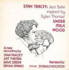 STAN TRACEY Jazz Suite Inspired By Dylan Thomas Under Milk Wood LP Steam TAA 271