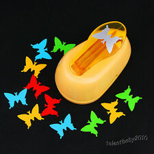 1X Brand New Silhouettes Lever Paper Punch/Scrapbooking Craft/Butterfly