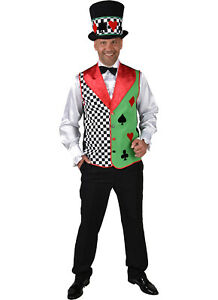 Casino / Cards Player  / Poker Waistcoat