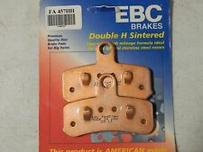 EBC Double H Sintered Brake Pad Set P/N: FA475HH