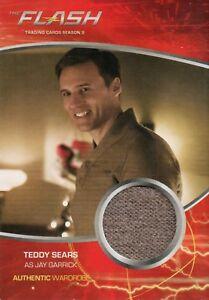 The Flash Season 2, Teddy Sears 'Jay Garrick' Wardrobe Card M08