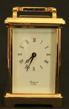 L'EPEE TIMEPIECE 8 DAY CARRIAGE CLOCK SIGNED RAPPORT LONDON IN ORIGINAL BOX