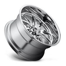 17x7 Us Mag Rambler U110 5x4.5 ET1 Chrome Wheels (Set)
