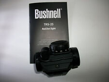 Bushnell Trophy TRS-25 Red Dot Sight,1 x 25mm 731303