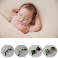 Fashion Children Small Glasses Newborn Sunglasses Baby Photography Photo Glasses