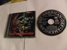 DANZIG - Thrall-Demonsweatlive (CD 1991) METAL / UK Pressing