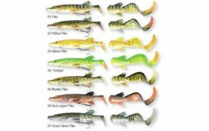 Savage Gear 3D Pike Hybrid Lure READY TO FISH 25cm 130gm pike predators! bargain