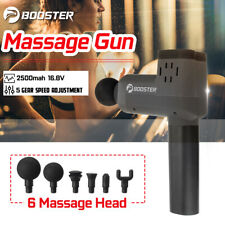 2500mah Booster Theragun Relaxation Muscle Gun Massager Massage Gun Deep