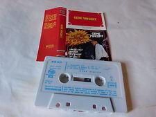 GENE VINCENT - K7 audio / tape !!! LES PLUS GRANDS NOMS DU ROCK !!!