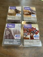 Lot of 4 Better Homes & Gardens Scented Wax Cubes Melts 4 Different Scents
