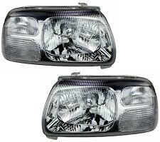Pair of Headlights Suzuki Grand Vitara 04/98-07/05 New Lamps 99 00 01 02 03 XL-7
