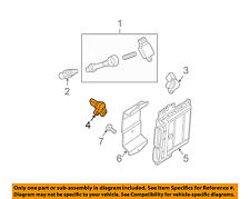 NISSAN OEM-Engine Crankshaft Crank Position Sensor CPS 23731AL61D