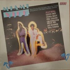 MIAMI VICE Music From The Television Series LP VINYL Ex.Cond
