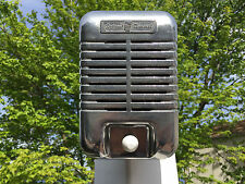 1960 Single Mark II Drive-In Movie Car Show Prop Speaker Casting With White Knob
