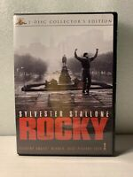 Rocky (DVD, 2009, 2-Disc Set, Collectors Edition)
