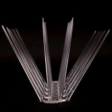 More details for 1 metre professional deterrent pigeon seagull anti bird spikes for wide ledges