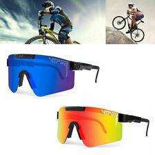 Unisex Outdoor-Sonnenbrille Radsport-Sportbrille Polarisierte TR90 PIT VIPER