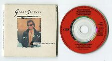Grant Stevens 3-INCH-cd-maxi A TOUCHING MEMORY © 1989 CBS 4-track # 654599 3