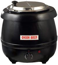 Smart Chef Electric Soup Warmer 105 Quartblack