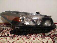 2008-2012 Honda Accord Coupe RH Passenger's Side Headlight OEM AHRI5PP2 05