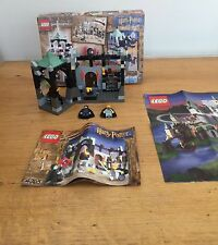 Lego Harry Potter 4705 Snape's Classroom With Instructions & Box