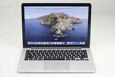 """Apple MacBook Pro 2014 A1502 Retina 13.3"""" i7 4578U 512GB SSD 8GB Ram MGXD2LL/A"""