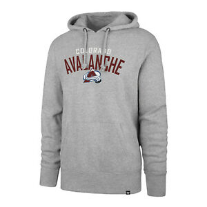 NHL Hoody Colorado Avalanche Outrush 47 Kaputzenpullover hooded Sweater Pullover