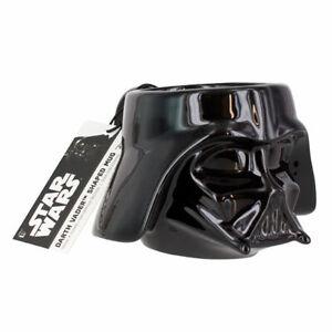Paladone Star Wars Darth Vader Keramiktasse 220 ml Trinkbecher Becher Tasse