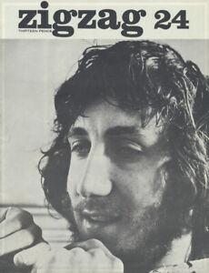 Zigzag issue 24 - December 1971 [UK] - Magazine