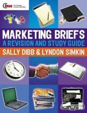 Marketing Briefs: A Revision and Study Guide, Dibb, Sally, Used; Very Good Book
