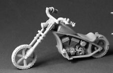 Motorcycle Chronoscope Reaper Miniatures The Walking Dead Zombicide Project Z
