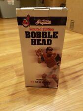 Einar Diaz Cleveland Indians Catcher Used SGA Bobblehead, MLB