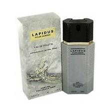LAPIDUS pour HOMME * Ted Lapidus * Cologne for Men * 3.3 / 3.4 oz * NEW IN BOX