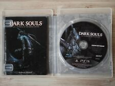 Used PS3 DARK SOULS with Artorias of The Abyss Edition Japanese Version F/S