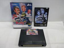 NeoGeo AES -- Thrash Rally -- Box. JAPAN Game SNK. Clean & Work fully!! 12496