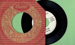 JERRY REED / Mister Whiz, When I Fou / CAPITOL F3429 Press USA 1956 EP VG+ Promo